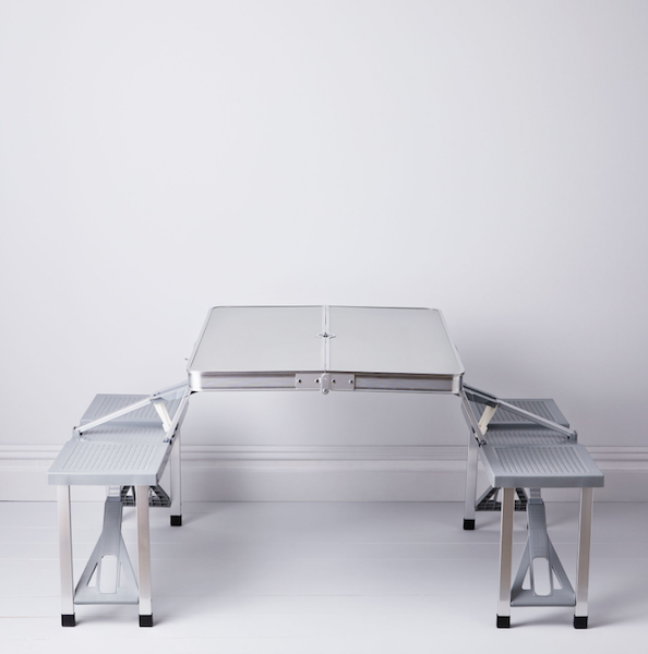 Unique Registry Items From Food52 | Lightweight Fold-Up Picnic Table