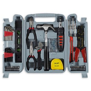 Products for Your Transition From Dorms to Apartment Living   Tool Set