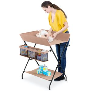 Last-Minute Baby Shower Gifts   Portable Diaper Changing Station