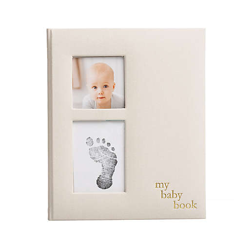 Last-Minute Baby Shower Gifts | Baby Milestone Book