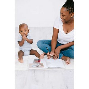 baby gift - memory book