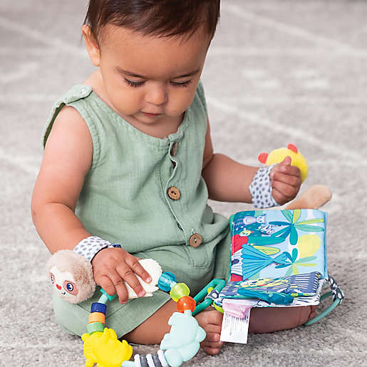 Last-Minute Baby Shower Gifts | Tactile Toys
